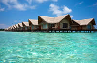 4 star Adaaran in the Maldives