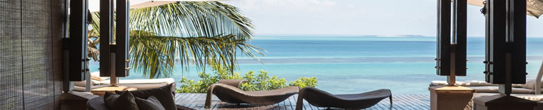 Ocean at Anantara Bazaruto Resort in Mozambique