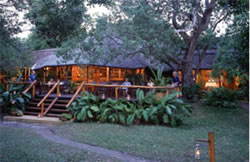 Lodge at Benguerra Lodge in Mozambique