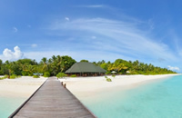 5* Lily Beach Resort in Maldives